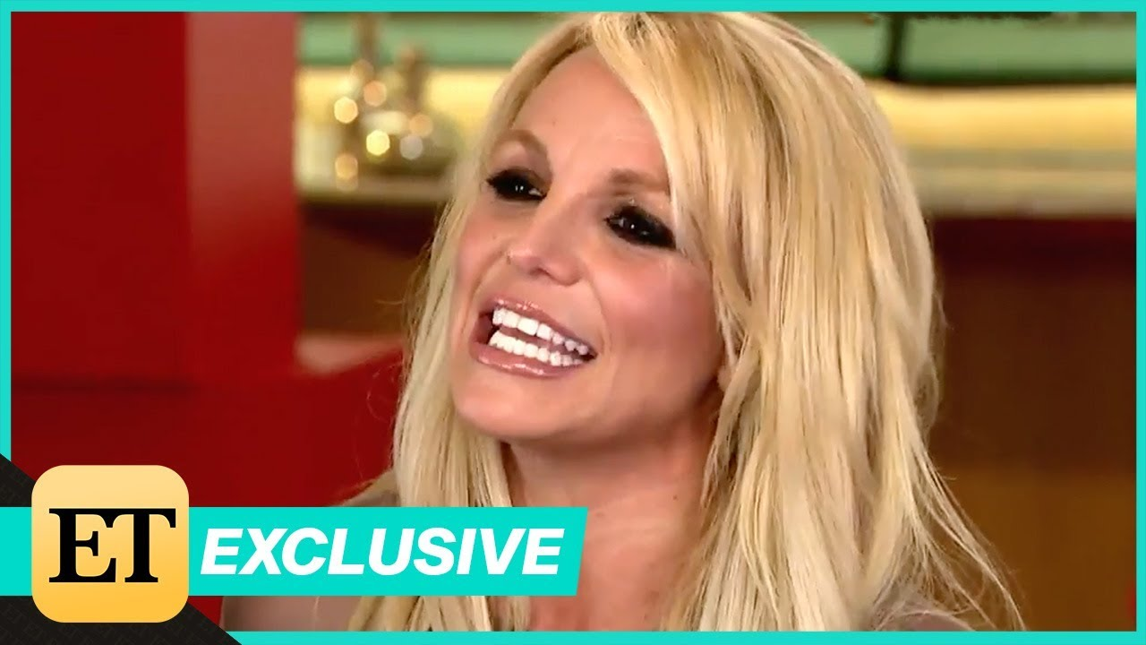 Britney Spears Says She S Just Working On Being A Happy Person Exclusive Youtube