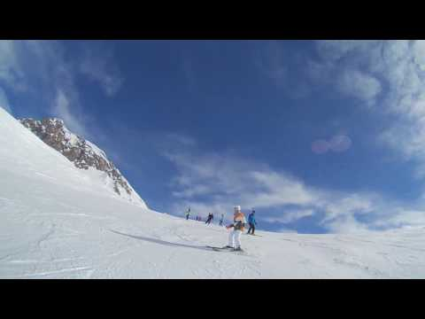 Evolution 2 Val d'Isère - Nico's groups 19th February 2017