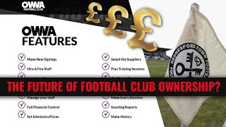 £49 To Become A Non League Football Club Owner