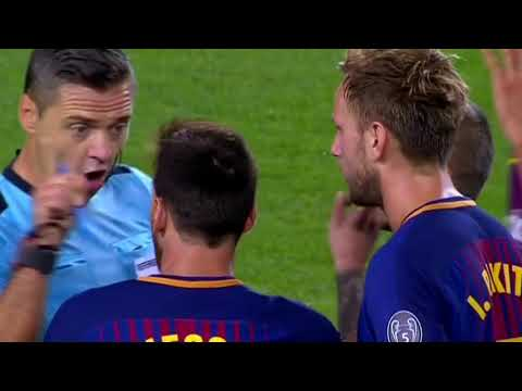 Lionel Messi vs Juventus UCL Home 2017 18 HD