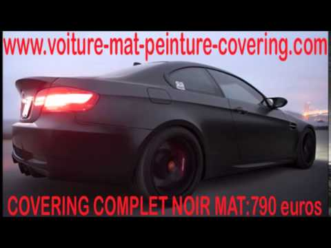 covering voiture comment peindre une voiture comment repeindre sa voiture youtube. Black Bedroom Furniture Sets. Home Design Ideas