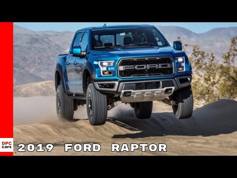 Ford F Raptor Adaptive Dampers