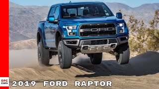 2019 Ford F150 Raptor Adaptive Dampers