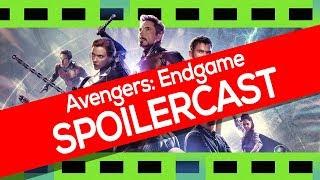 Malditas Movies Especial 01: SPOILERCAST Avengers: Endgame