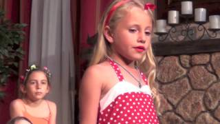 Samantha sings Falling For Ya - Teen Beach Movie