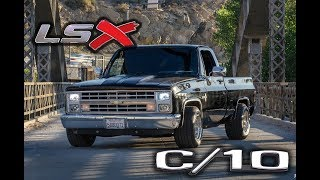 LS C10 built by LK