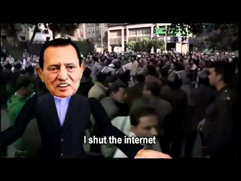 Hosni Mubarak new song