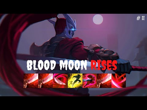 Yasuo Montages #11 | The Blood Moon Rises