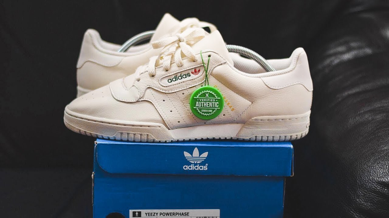 Adidas Yeezy Powerphase Calabasas (Core White) Review - YouTube f3cbf1f21