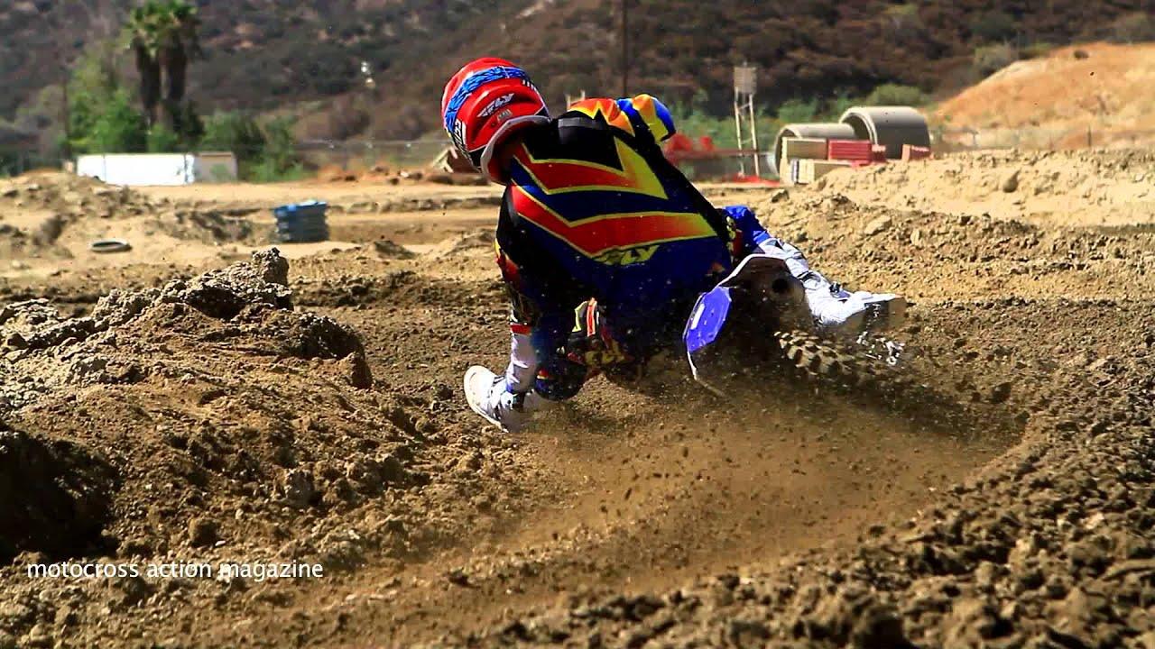 Riding The Pre Production 2014 Yamaha Yz250f Motocross