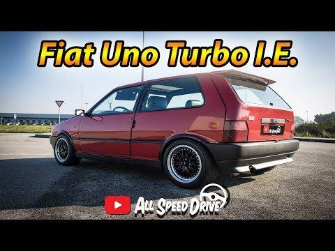Fiat Uno Turbo I.E. 2XX CV *Máquina da Velha Guarda* | AllSpeedDrive