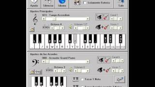 Leo Mattioli - Y hoy volvimos a vernos [Piano Electrónico 2.5]