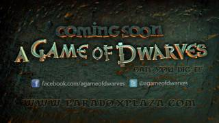 A Game of Dwarves Official Announcement Trailer