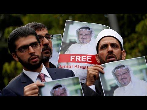 Turquia e EUA aumentam a pressão sobre a Arábia Saudita