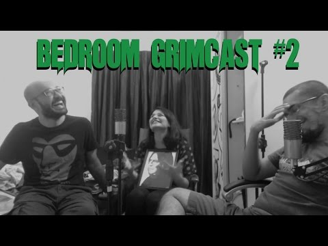 Pop Goes The Poetry - Bedroom Grimcast #2