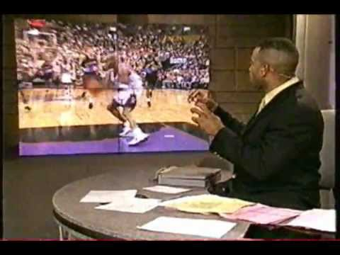 Stuart Scott Explains Vince Carter's 360's