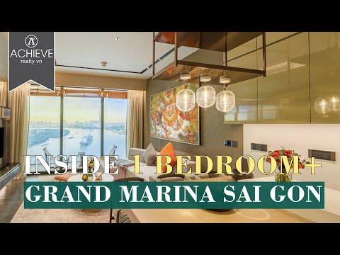 𝟏 𝐏𝐍+ 𝐆𝐫𝐚𝐧𝐝 𝐌𝐚𝐫𝐢𝐧𝐚 𝐒𝐚𝐢𝐠𝐨𝐧   Căn hộ mẫu 1PN+1 dự án Grand Marina SaiGon giá 30 tỷ   62m2   0868882539