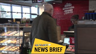 Timmies gets first double drive-thru store