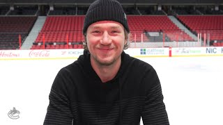 Get To Know Tyler Toffoli - Question And Answer