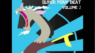 Super Ponybeat — Discord [The Original!] by Eurobeat Brony thumbnail