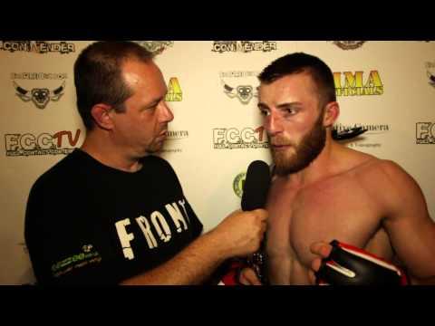 Josh Jarvis: FCC 7 Post Fight Interview