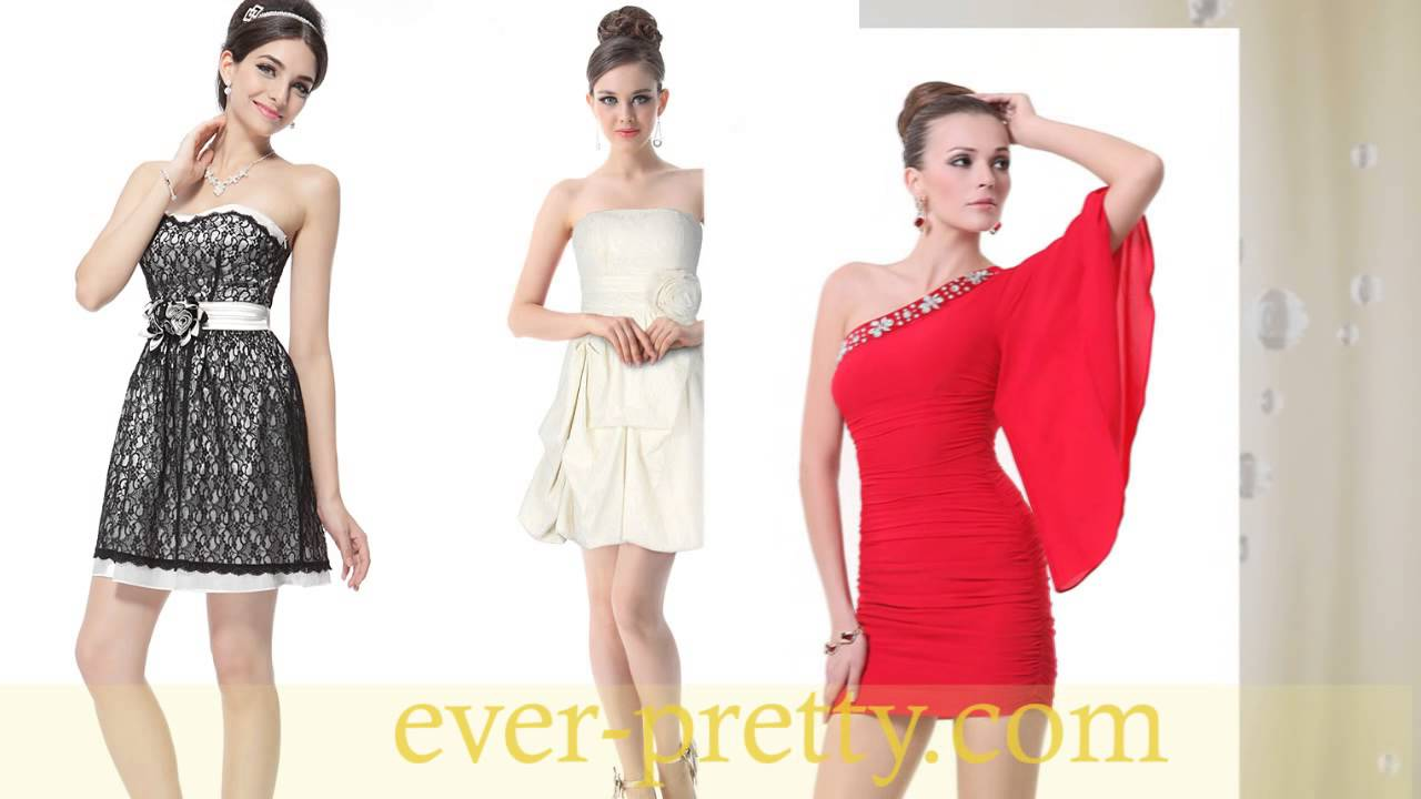 Evening Dresses for Less