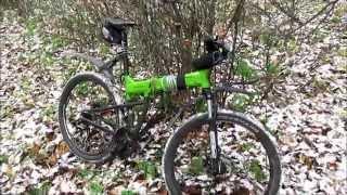 Туристическое снаряжение: наши горные велосипеды(Обзор туристического снаряжения. Делимся собственным опытом и опытом зеленоградских туристов. Ссылка..., 2015-07-08T20:29:28.000Z)