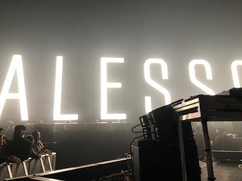 Alesso Live - Something Just Like This x Don't You Worry Child - Brooklyn, NY - March 3, 2018