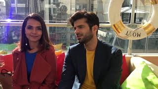 Sanam Saeed, Amina Sheikh & Adnan Malik Hilarious Interview