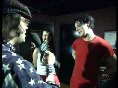 White Stripes - Nardwuar Interview (1 of 3)