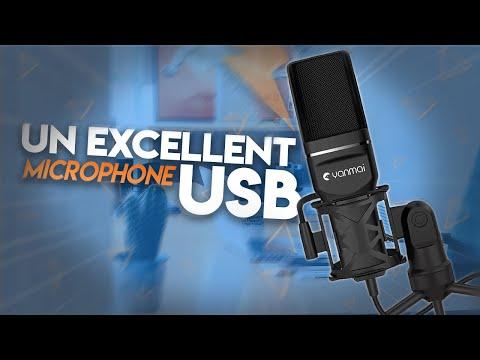 Vidéo sur le microphone USB YanMai