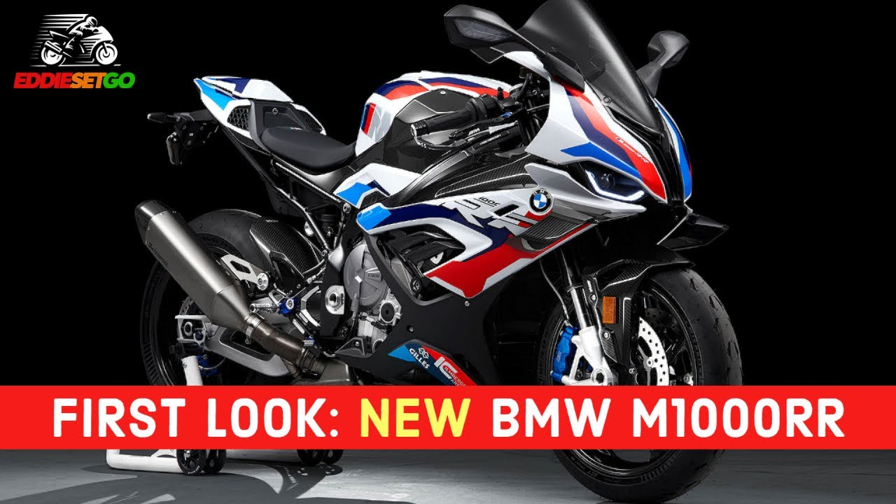 Download FIRST LOOK: BMW M1000RR for 2021 | BMW Motorcycle News