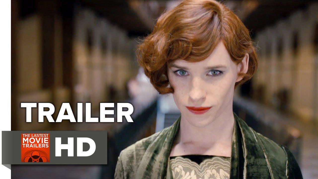 Download The Danish Girl Official Trailer 1 2015   Eddie Redmayne, Alicia Vikander Drama HD
