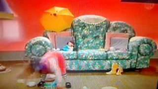 "Big Comfy Couch - ""Clowning in the Rain"" 10 Second Tidy (Instrumental version)"