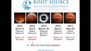 Blood Moons Course - Solar Eclipse at North Pole - by Root Source