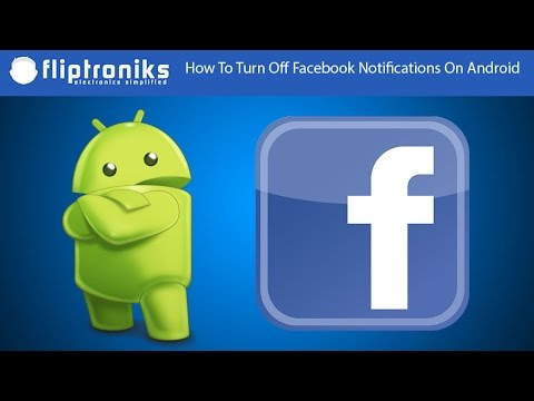 How to turn off facebook notifications on android fliptroniks how to turn off facebook notifications on android fliptroniks youtube ccuart Image collections