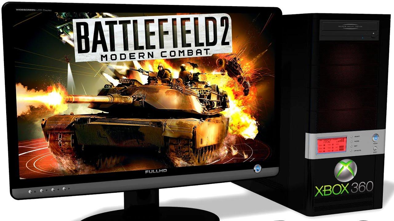 Xenia Xbox 360 Emulator Battlefield 2 Modern Combat 2005