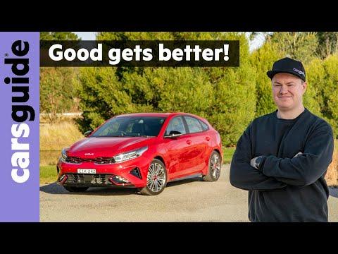 Kia Cerato 2021 review: Small car newcomer to battle Corolla, i30, Mazda3, and Golf 8