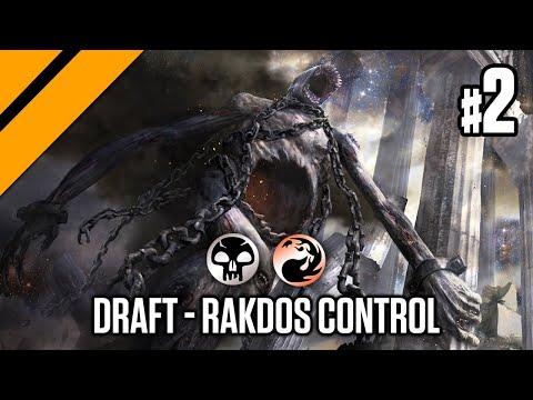 MTGA - Theros Beyond Death Bo3 Draft - Rakdos Control P2