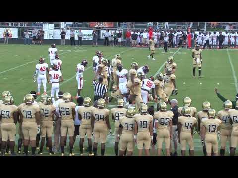 8.25.17 💥 #1 Hoover Bucs (AL) vs. #1 Grayson Rams (GA) -  HS Varsity Football @ 730 pm