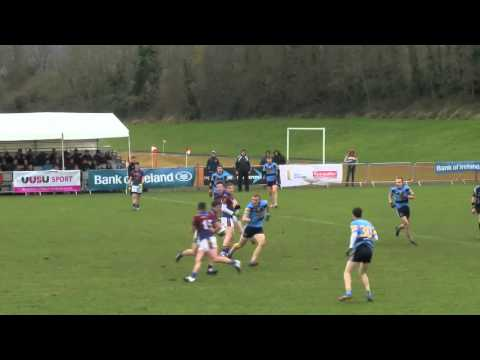 Key Moments - Sigerson Cup Semi-finals
