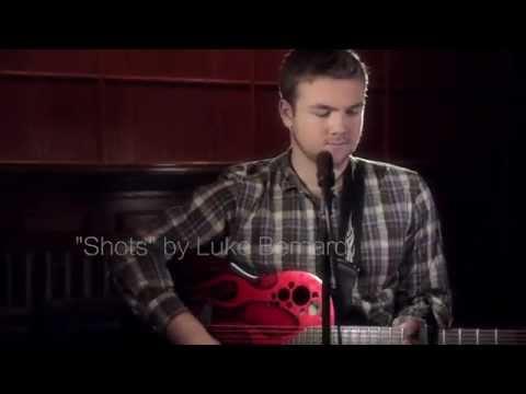 Shots - Imagine Dragons Acoustic Cover by Luke Bernardi