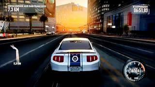 Need for Speed THE RUN - Get out of San Francisco HD