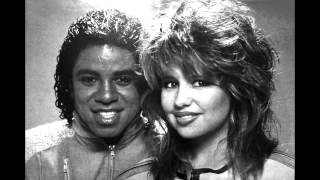 Jermaine Jackson Pia Zadora When The Rain Begins To Fall HQ Audio