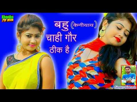 बहु चाही गोर || Bahu Chahi Gor || New Khortha Song 2018-2019