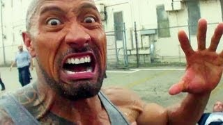 "Is Dwayne ""The Rock"" Johnson Strong Enough to Beat Wahlberg and Mackie?"