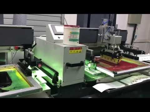 Epoxy Sticker Manufacturing