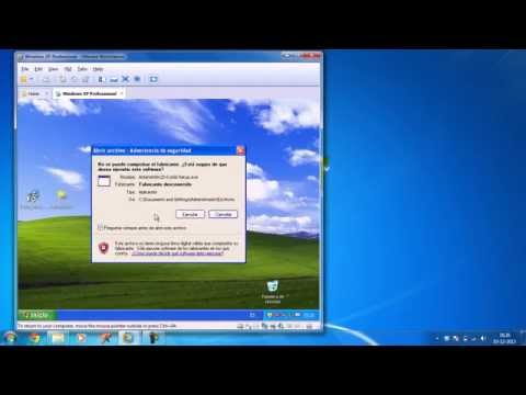 Configuracion de Asterisk en Windows XP con maquina Virtual