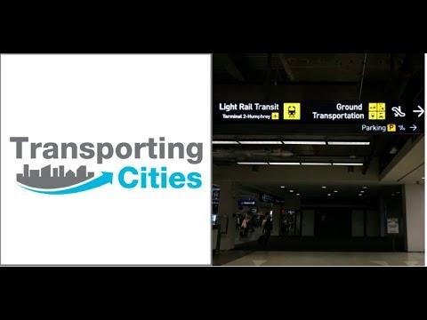MSP Airport Light Rail