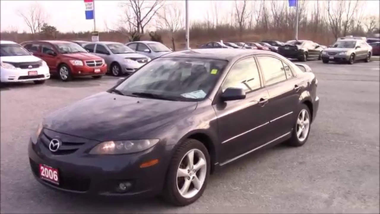 2006 mazda 6 hatchback indepth walk around and start up youtube. Black Bedroom Furniture Sets. Home Design Ideas